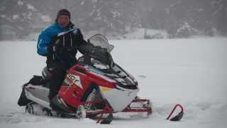 8. TEST RIDE: 2014 Polaris Indy SP 800