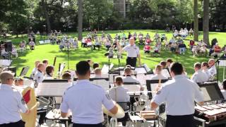 Downers Grove (IL) United States  city photo : Concert Band Performance - 7 Sept 2014 - USAF Band of Mid-America - Downers Grove, IL