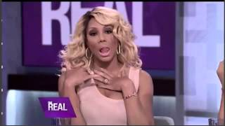 Tamar spills all the tea about Vince's ex-girlfriend