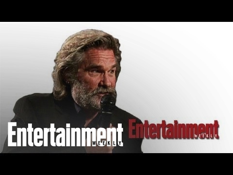 Kurt Russell - Kurt Russell made a rare on-stage appearance at Entertainment Weekly's CapeTown Film Festival, where he discussed the legacy of Snake Plissken and 'Escape fr...