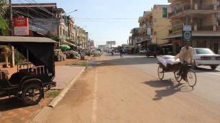Kampot Cambodia  city pictures gallery : Kampot Town - Cambodia 2012