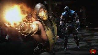 E3 2014 Trailers: Mortal Kombat 10 Gameplay Trailer (PS4/Xbox One)【All Fatality HD】 Mortal Kombat X