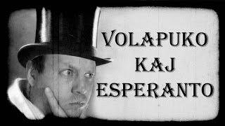 En ĉi tiu videoblogo, mi listas miajn plej ŝatatajn artefaritajn lingvojn kaj parolas pri kiel Volapuko influis la naskecon de Esperanto. Artikolo: ...