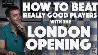 Video Beat Good Players with the London   Games to Know by Heart - IM Eric Rosen MP3, 3GP, MP4, WEBM, AVI, FLV Juni 2018