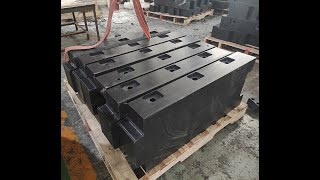 UHMWPE gaskets for submarine pipelines youtube video