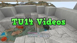 Minecraft Xbox 360 Title Update 14:  My video plans