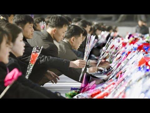 Nordkorea: »Tag der Sonne« - Staatsgründer Kim Il-sung wird geehrt