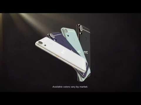 HTC Desire 10 pro - prezentacja