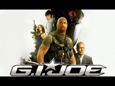 G.I. Joe: Retaliation - Movie Review by Chris Stuckmann