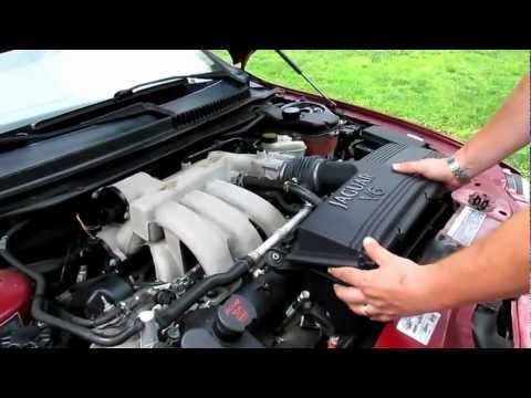DIY: Tune up on Jaguar X type 2005, part 1-3