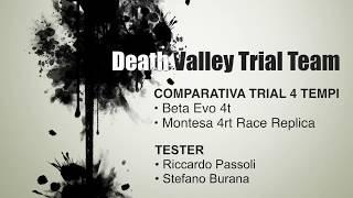 10. Comparativa Trial 4t - Beta vs Montesa