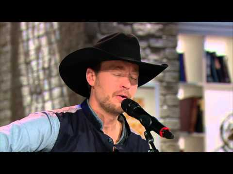 Paul Brandt -- 'The Old Rugged Cross'