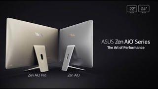 ASUS Zen AiO Series - Premium All-in-One PCs