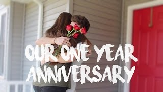 Video OUR ONE YEAR ANNIVERSARY MP3, 3GP, MP4, WEBM, AVI, FLV Juni 2019
