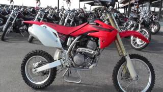 4. 002930 - 2007 Honda CRF150R - Used motorcycles for sale