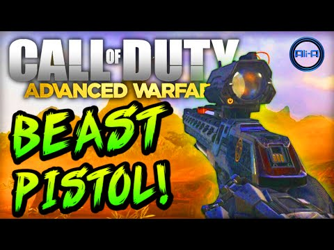 multiplayer - Call of Duty: Advanced Warfare - ONE SHOT PISTOL! ▻ ALL GUNS - http://youtu.be/uZQ94rGOEcA Not long now until Call of Duty: Advanced Warfare launches and leaked images are popping up ...