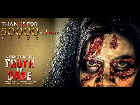TRUTH OR DARE | New Telugu Horror Short Film 2018 | Directed by Rahul Singh | HR Productions