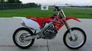 4. $4,199 2011 Honda CRF250R Motocross Bike For Sale!