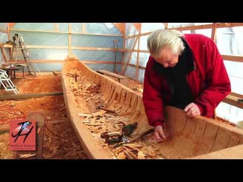 Hollowing Out the Canoe