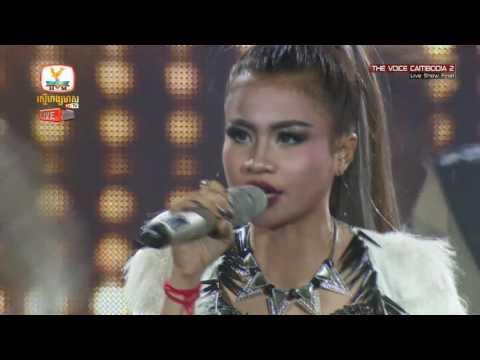 Chhin Ratanak, Sangsar Lauy Pek, The Voice Cambodia 2016