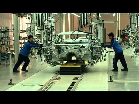 ... bmw brilliance plant tiexi vehicle assembly prueba brilliance v5 1