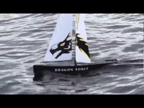 Парусная яхта Joysway Dragon Force RTR