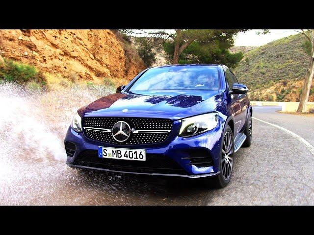 The new GLC Coupé - Trailer - Mercedes-Benz original