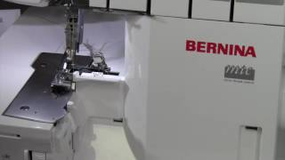 Learn how to change feet on the Bernina L450 serger.Check out all the free Bernina L 450 overlock tutorial videos over at SewingMastery.comhttps://sewingmastery.com/bernina-l450/SewingMastery.com - Sign up to be notified via e-mail of Sara's future online courses!http://www.sewingmastery.comFacebook https://www.facebook.com/SewingMasteryTwitter https://twitter.com/sewingmasterySewing Mastery's Recommended Craftsy Classes http://craftsy.me/SaraSnuggerud_rec