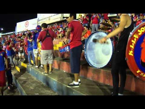 Entran los bombos - Turba Roja - Deportivo FAS
