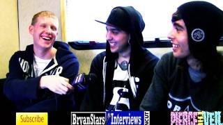 Pierce The Veil Interview #2 Vic Fuentes UNCUT 2012 - YouTube
