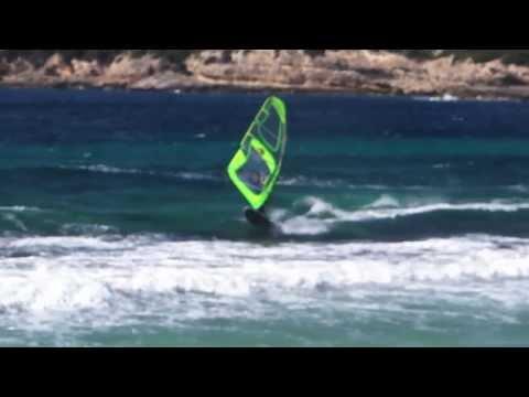 Sardinien / Windsurfing Winter 2012 / 2013