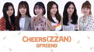 Video 여자친구(GFRIEND) - 짠(ZZAN) Real Lyrics Eng/Rom/Han/가사 by 아이돌리스트 MP3, 3GP, MP4, WEBM, AVI, FLV Juni 2019