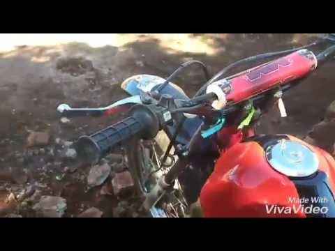 Apresentação Das Motos Xl 125s e Kasinski Seta 150