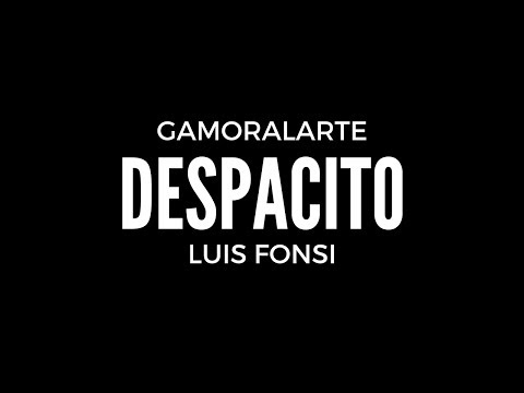Despacito - Luis Fonsi Cover Piano