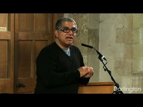 Deepak Chopra at Dartington