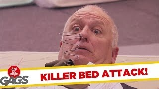 Killer Bed ATTACKS Innocent Victims