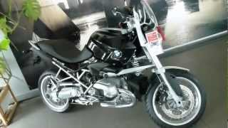 10. 2012 BMW R1200R 110 Hp 200 Km/h * see also Playlist