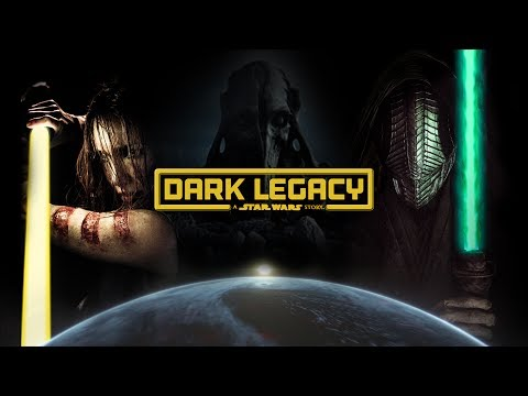 Dark Legacy – an Unofficial Star Wars Story by Anthony Pietromonaco