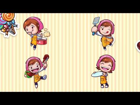 Trailer - 3DS - Cooking Mama: Sweet Shop