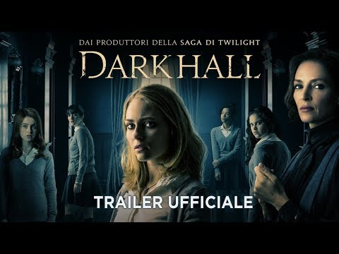 Preview Trailer Dark Hall, trailer ufficiale italiano