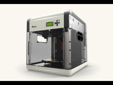 XYZprinting Da Vinci 2.0 Duo 3D Printer Unboxing