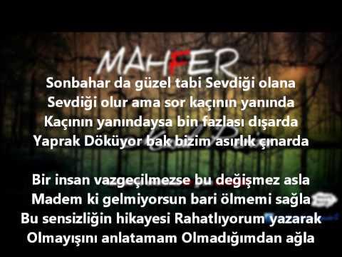 MAHFER -  MASAL PERİM