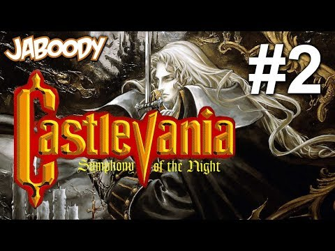 Castlevania: Symphony of the Night Part 2 - The Jaboody Show
