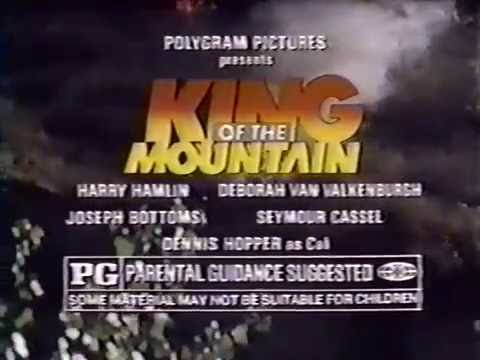 King of the Mountain 1981 TV trailer