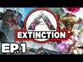 Download Lagu ARK: Extinction Ep.1 - EARTH ASCENSION, MECHANICAL DINOSAURS CREATURES!! (Modded Dinosaurs Gameplay) Mp3 Free