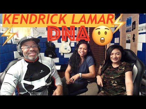 Kendrick Lamar - DNA Producer Reaction
