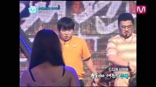 '엠카' 원더걸스 소희 선배포스, 정형돈에 90도로 인사안해 눈빛찌릿!