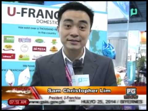 GMB - ASEAN Tv: Franchise Asia Philippines 2014 Expo [07/25/14]