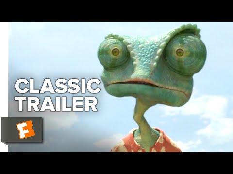 Rango (2011) Trailer #1 | Movieclips Classic Trailers