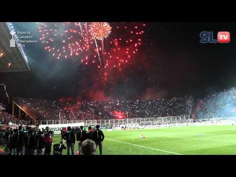 "Video - Especial San Lorenzo Campeón Copa Libertadores: ""El Recibimiento"" - La Gloriosa Butteler - San Lorenzo - Argentina"